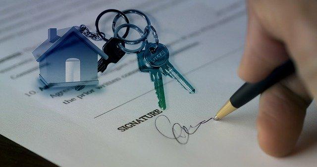 køb af fast ejendom